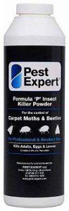 1 boite de poudre tue-mites de tapis Formule 'P' 300g de Pest Expert de la marque Pest Expert image 0 produit