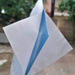 10PACK Bleu engluées contre les mouches blanches, mouches des terreaux et pucerons ailés anti-insectes pour plantes insectes Sticky pièges de colle Blanc Feuille de mouches Fly Trap Sticker(20X25cm) de la marque TIANOR image 3 produit