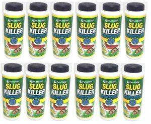 12x Pestshield–Slug Killer Bleu Mini Granulés efficace pour limaces et escargots 250g de la marque Pestshield image 0 produit