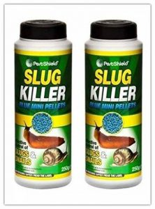 2x Jardin limace Escargot Killer Bleu Mini Granulés Pesticide–par Pajee TM de la marque PAJEE TM image 0 produit