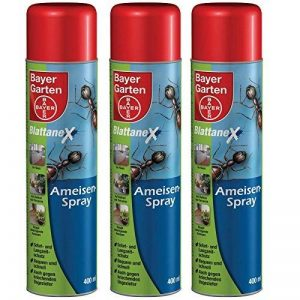 3x 400ml Bayer fourmis spray anti-fourmis de la marque Bayer image 0 produit
