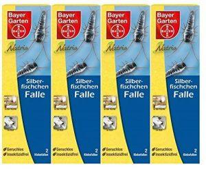 4x 2(Lot de 8) Bayer Natria Argent de cas insektizidfrei à poisson de la marque Bayer image 0 produit