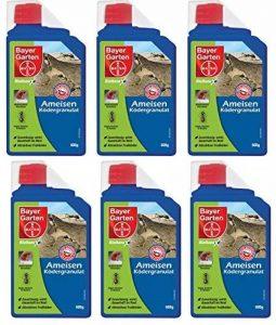 6x 600g Bayer feuilles Anex fourmi Leurre Granulés anti-fourmis de la marque Bayer image 0 produit