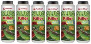 6x PestShield–Slug Killer Bleu Mini granulés efficace pour limaces & escargots 300g de la marque Pestshield image 0 produit