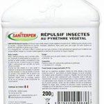 Action Pin Saniterpen Répulsif Insectes au Pyrèthre pour Élevage 200 g de la marque Action-Pin image 1 produit