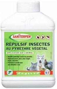 Action Pin Saniterpen Répulsif Insectes au Pyrèthre pour Élevage 200 g de la marque Action-Pin image 0 produit
