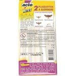 ACTO - Pièges ANTI MITES et LARVES de MITES des Vêtements x 2 pièces à suspendre de la marque Acto image 1 produit
