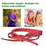 ACTOPP Bracelets Anti Moustique Pour Adultes et Enfants Protection Extérieure Intérieure 100% Naturel sans Deet 10 Packs 5 Couleur de la marque AcTopp image 3 produit