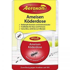 Aeroxon 11443 Boîte anti-fourmis Rouge 18 x 13 x 4 cm de la marque Aeroxon image 0 produit
