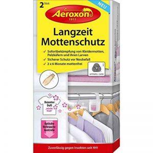 Aeroxon 18470 Lot de 2 Cassettes Mites/Larves, Multicolore, 18 x 13 x 4 cm de la marque Aeroxon image 0 produit