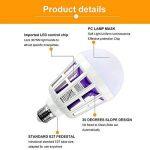 ampoule anti mouche TOP 3 image 2 produit