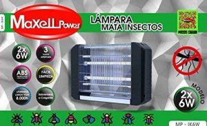 Ampoule électrique anti moustiques anti moustiques insectes 30m 12W matamosquitos de la marque MAXELL POWER image 0 produit