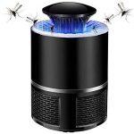 ANFAY USB Électronique Bug Zapper LED Tueur De Moustique Lampe Photocatalyse Non Radiatif Mute Non Chimique Tueur De Ravageurs,Black de la marque ANFAY image 1 produit