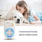 AngLink Répulsif Ultrason Anti-Moustique Rongeurs Ultrason Souris Rats- Efficacité Garantie de la marque AngLink image 3 produit