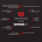 Anti araignées maison & anti araignées jardin BIO de SpiderEx | 100ml spray naturel pour éloigner les araignées sans fumigène insecticide de la marque SpiderEx image 3 produit