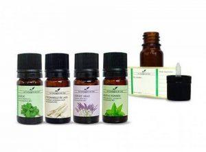Anti-mouches- Pack d'huiles essentielles BIO de la marque La Compagnie des Sens image 0 produit