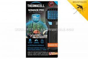 Anti moustiques Nomade Pro Thermacell 20m² de la marque Thermacell image 0 produit