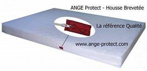 anti punaise de lit - Housse de matelas Ange Protect 80/90 x 190/200 x 20 de la marque Ange Protect image 0 produit