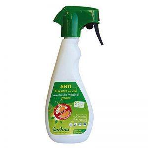 Anti-Punaises de Lit Préventif-faible Présence Extraits Végétaux VERLINA 500 ml de la marque Verlina image 0 produit