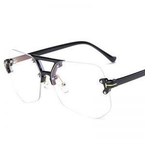 Aoligei Européens et américains personnalité irrégulières gris fourmis sans frame lunettes de soleil chephenping de la marque image 0 produit