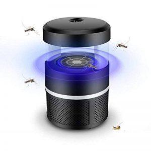 Aolvo Tueur d'insecte anti-moustique électronique, [2018 AMÉLIORÉ] Bug Zapper, piège à mouches, alimenté par USB moustiques LED Catcher pour l'intérieur extérieur cour jardin jardin cour arrière de la marque Aolvo image 0 produit