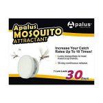 APALUS Appât pour moustiques, Appât Octenole Destructeur d'insectes, Appât piège à insectes (6 Paquets) de la marque APALUS image 4 produit