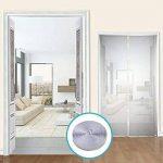 APALUS ® Bande Adhésive Auto Agrippante pour Moustiquaire- 620x2 CM (Blanc) de la marque APALUS image 3 produit