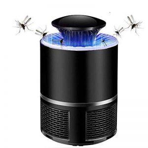 Apark Moustique tueur lampe, Piège à insectes USB LED Smart Intérieur pièges à moustiques LED Lumière ultraviolette Bug Zapper, pas de produits chimiques (Noir) de la marque Apark image 0 produit