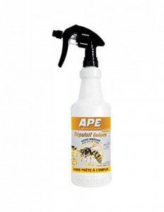 APE - REPULSIF 0171BB Laque Anti-Guêpes Répulsif, Transparent de la marque APE - REPULSIF image 0 produit