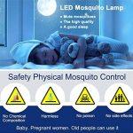 Appareils économiseurs d'énergie de piégeage d'énergie de lampe de tuer de moustique de 12W de la marque Zantec image 4 produit