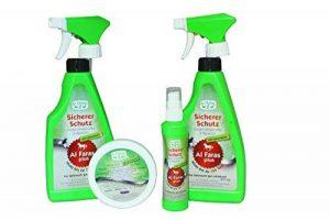 Aqua Clean Set de protection anti-insectes Plus Moustiquaire avec protection longue durée 4tlg. avec huile de lavande de la marque AQUA CLEAN - Direkt vom Hersteller image 0 produit
