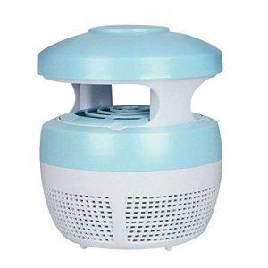 Aquiver Mosquito Killer USB lampe LED, chargeur USB, anti moustique électrique UV lumière Zappers Fly insectes lampe LED, bleu de la marque Aquiver image 0 produit