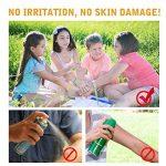 ARINO Bracelet anti Moustique Bracelet En Plastique Imperméable, Mosquito Insectes Répulsifs pour 15 Jours de Protection Naturelle Sans Deet pour Enfants et Adultes 12 Packs 6 Couleur de la marque ARINO image 4 produit