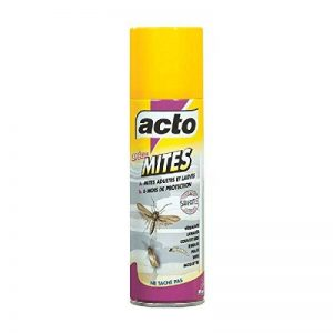 Aérosol Sani-Mites - 300 ml - ACTO de la marque Acto image 0 produit