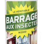 Barrage aux insectes W2000 3x1L avec 3 bouchons de sécurité + 1 Pulvérisateur de la marque W2000 image 1 produit