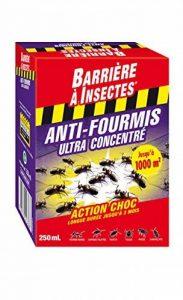 BARRIERE A INSECTES BARFOUR250N Anti-Fourmis concentré Rouge 9.6 x 6 x 13.6 cm 250 ml de la marque BARRIERE A INSECTES image 0 produit