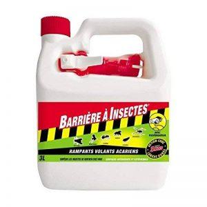 BARRIERE A INSECTES BARSEC3000 Insectes Rampants, Volants, Acariens - Prêt à l'Emploi 3 L, Rouge, 19 x 12.2 x 25 cm de la marque BARRIERE A INSECTES image 0 produit