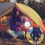BASEIN Désinsectiseur électrique, Outdoor Zapper anti-moustique tueur portable 2en 1Nuit Lampe LED rechargeables Moskito étanche pour le camping [2018Version améliorée] de la marque BASEIN image 4 produit
