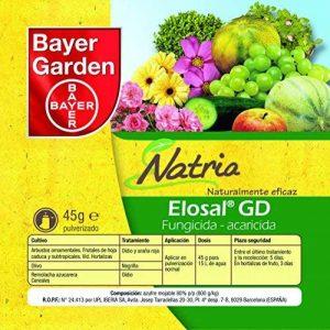 Bayer Elosal Potager-gd-45gr fongicide acaricide e20 de la marque Bayer image 0 produit