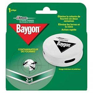 Baygon Piège Anti-Fourmis Boîte à Appât Usage Intérieur et Extérieur - Lot de 4 de la marque Baygon image 0 produit