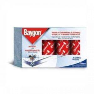 Baygon rubans attrape mouches (4 rubans) de la marque Baygon image 0 produit