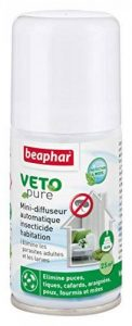 Beaphar VETOpure, mini-diffuseur automatique insecticide habitation 25 m² - 75 ml de la marque Beaphar image 0 produit