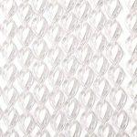 Best Purchase Rideau de Porte Moustiquaire en PVC Bâtonnet D'Aluminium - Made in Espagne - Mesures Standard (90x210) (Transparent et Blanc) de la marque Best Purchase image 3 produit