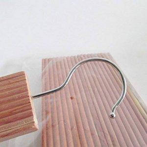 BESTOMZ 8pcs cèdre à suspendre - Anti-mites de vêtements de cèdre pour les placards et les tiroirs de la marque BESTOMZ image 0 produit