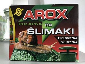 Bio chemiefreie Piège à limace escargot lutte contre Jardin bière Piège Piège à insectes de la marque AROX image 0 produit