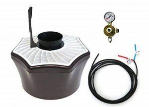 Biogents Mosquitaire CO2 - Appareil de Capture Anti-Moustiques + 2 mois Recharge INCLUS de la marque Biogents image 0 produit