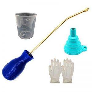 BITEYI Mini Applicateur Distributeur pour Insecticide Pulvérisateur de terre de Diatomée Poudreuse Anti-insectes Volants (Bleu) de la marque BITEYI image 0 produit