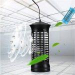 bldberry Lampe Anti-moustique, LED Destructeur de Moustique Interieur Électronique Zapper Lampe est les Meilleures Sécurises et Efficaces Lampe pour Anti-moustique/Anti-insectes UV -lumière 6W de la marque bldberry image 4 produit