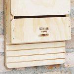 Blitzen Bat Box professionnelle murale 100% Made in Italy de la marque blitzen image 4 produit