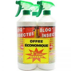 Bloq' insectes lot de 3 x 1L de la marque image 0 produit